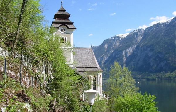Kirche Hallstatt