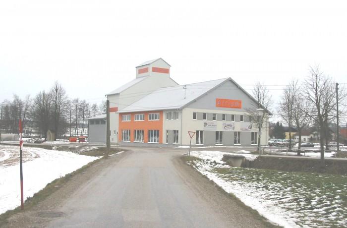 """DAS ATRIUM (Geschäftshaus """"Atrium"""" in Waizenkirchen)"""