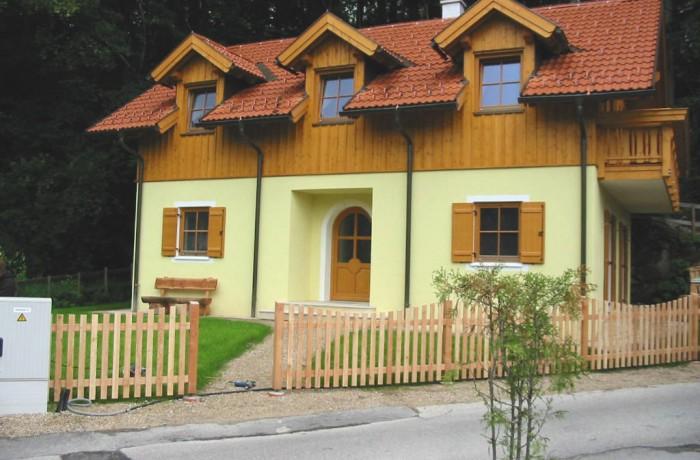 DAS FERIENHAUS (Ferienhaus St. Wolfgang)