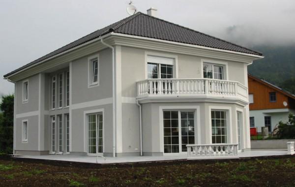 DAS ARZTHAUS (Arztwohnhaus Bad Goisern)