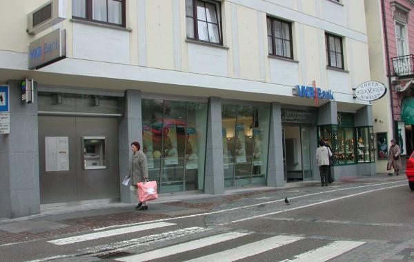 DIE BANK (VKB Bad Ischl)